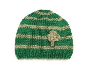 81efe9f5ebe Shamrock Newborn Hat