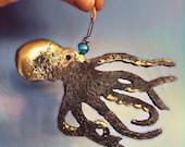 Warrior the Octopus