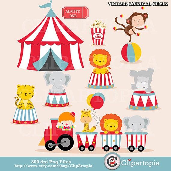 Circus Animals Free Vector Art - (345 Free Downloads)