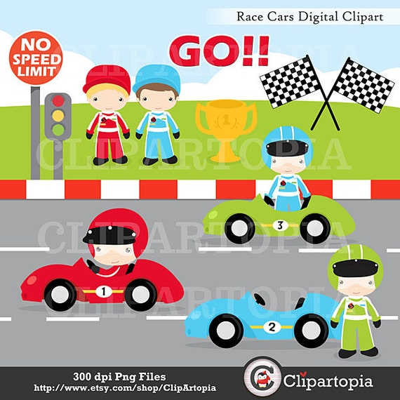 Race Cars Digital Clipart / Racing Cars For Personal and - EtsyRace Cars Digital Clipart / Racing Cars For Personal and Commercial use/INSTANT DOWNLOAD - 웹