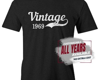f061aa23e ON SALE Vintage Birthday Shirt - Funny Birthday Shirt - available in any  year