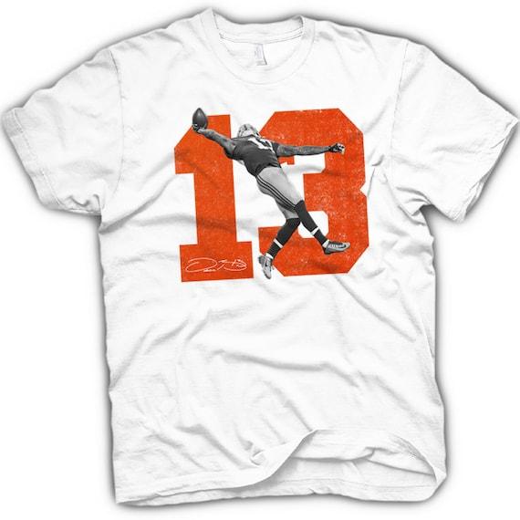 quality design fc451 8e4a5 Odell Beckham JR Browns Shirt