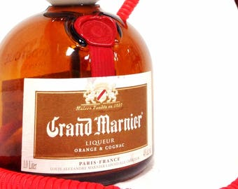 Custom Grand Marnier Hookah