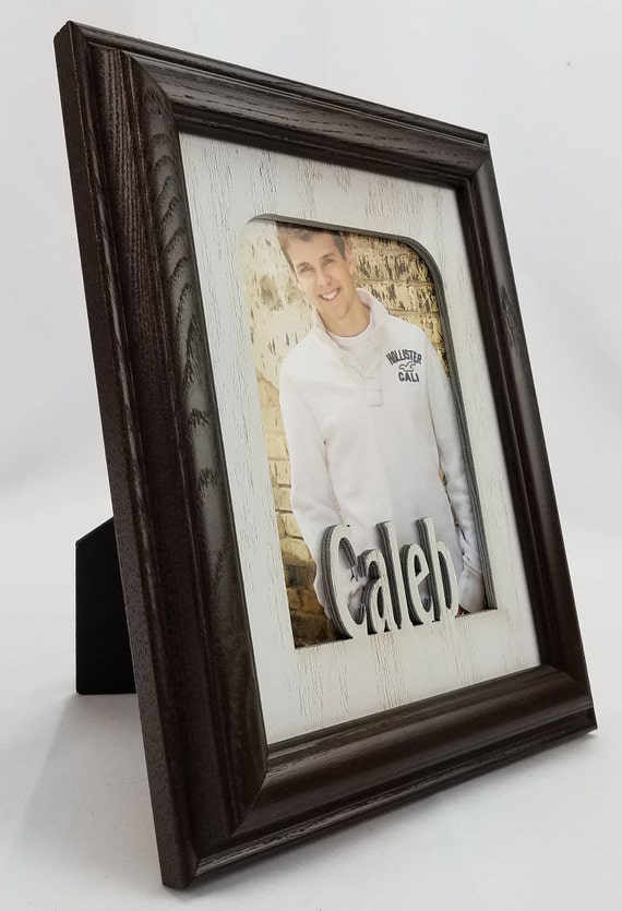 Custom Frame School Years Picture Frame Personalized with any Name