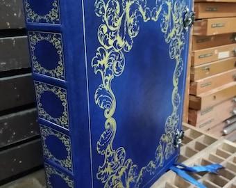 Grand Grimoire, Practical Magic- Beauchamp, Double Book of Shadows - refillable