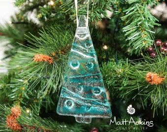 1 to 6 medium turquoise trees free uk shipping 1 to 6 turquoise christmas decoration 12cm 3 34 high glass tree christmas tree decoration