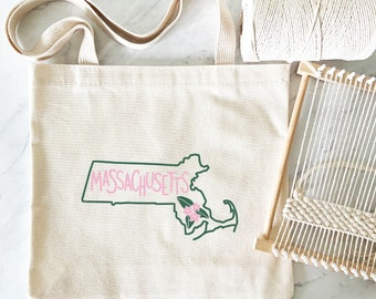 Massachusetts Mayflower Collection, Small, Medium, Large, Extra Large, Banners, Tea Towels, Prints Available with Massachusetts State Flower