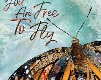 You Are Free To Fly