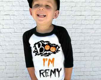 a4ae3935 Boys halloween shirt - kids halloween shirt - girls halloween shirts - toddler  boy halloween shirt - halloween shirt kids - halloween shirt