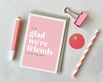 Best Friend Card Etsy