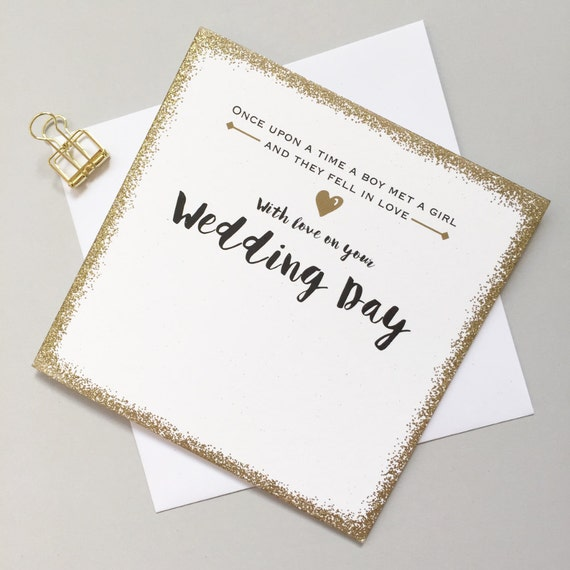 Happy Couple Card Special Couple Card Civil Partnership Card Sparkling Wedding Day Card Handmade in UK Greeting Card Wedding Card