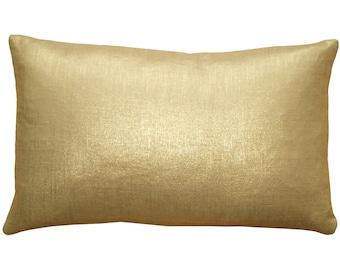 Linen Lumbar Pillow Etsy