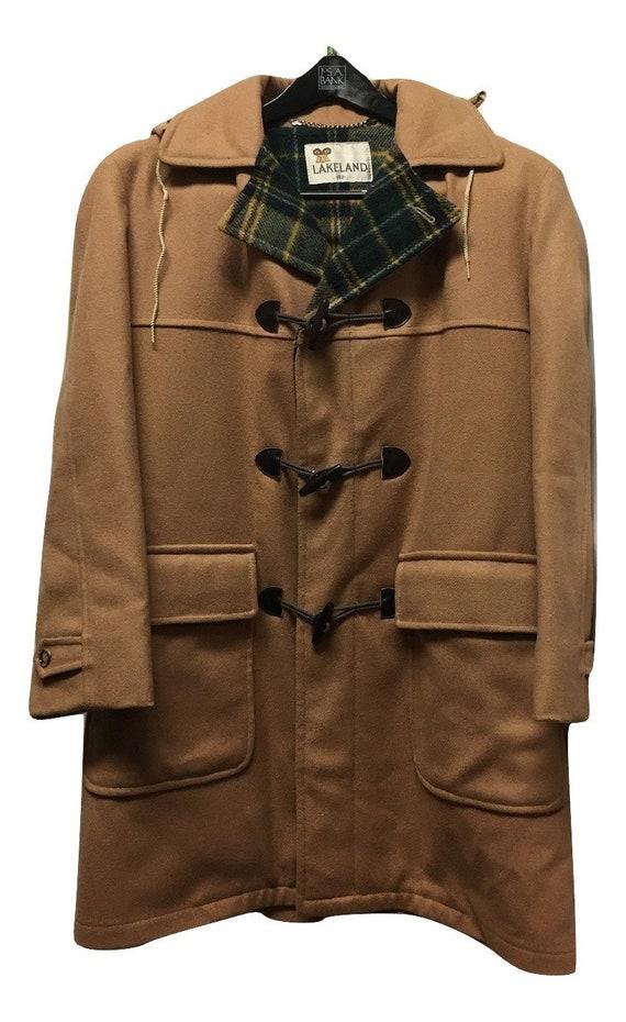 Vintage Lakeland Hooded Jacket