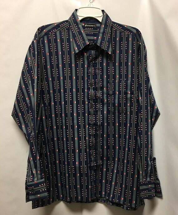 Vanderbilt Vintage Multi Shirt size 17