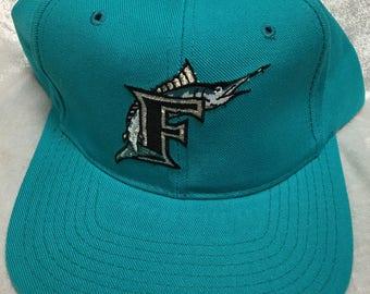 Vintage Florida Marlins Cap