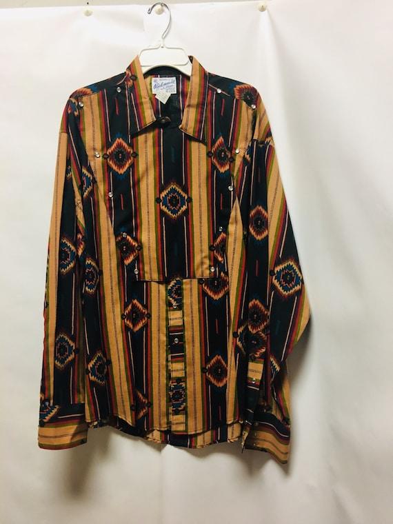 Vintage Rockmount Americana Shirt