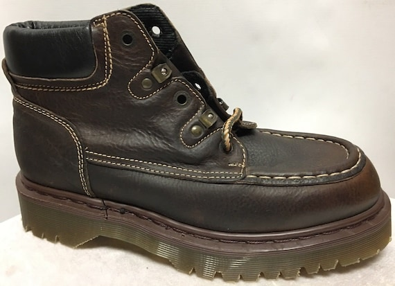 Vintage Dr. Martens Choco Pulley Boots size  8 US