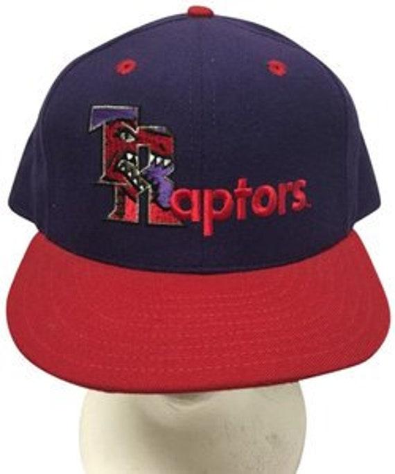 Vintage 90s Toronto Raptors Cap