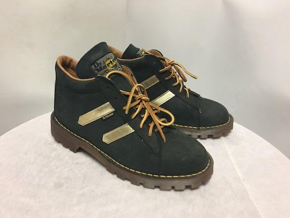 Dr. Martens Vintage & Original Gold Stripe Boots