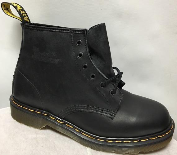 Vintage Dr. Martens Black Slicker Boots