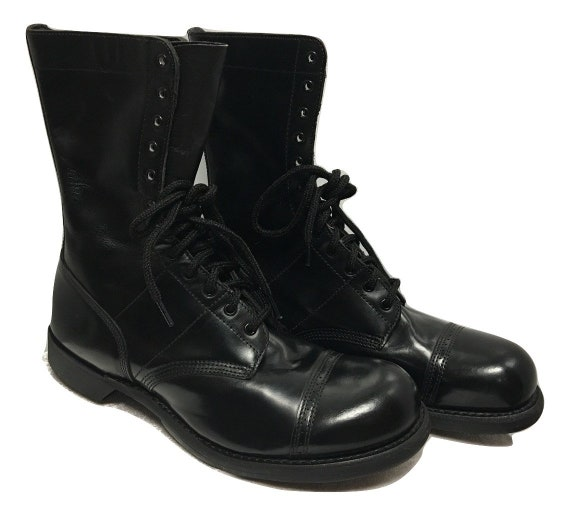 Vintage Corcoran Military Boots