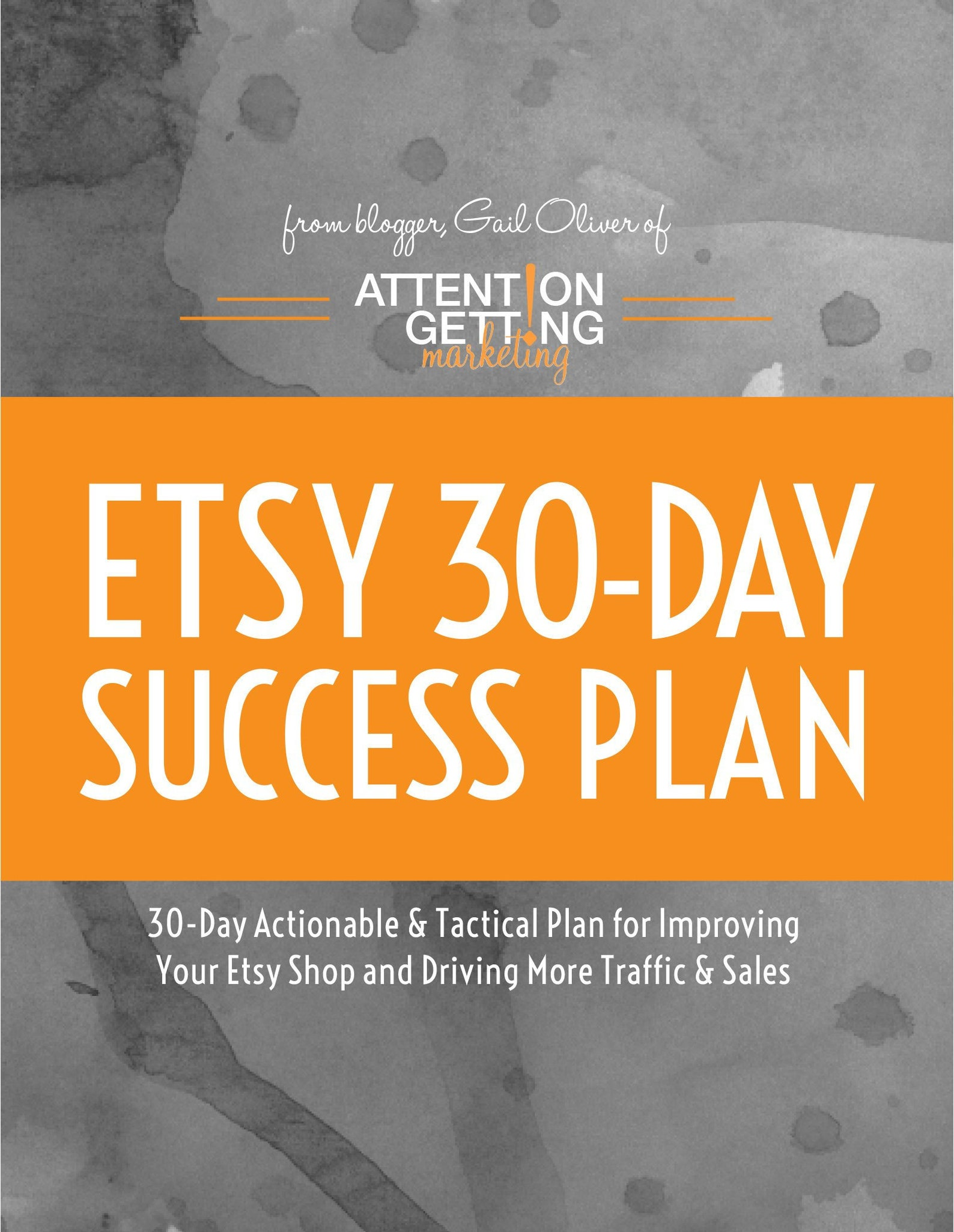 Etsy 30-Day Success Plan