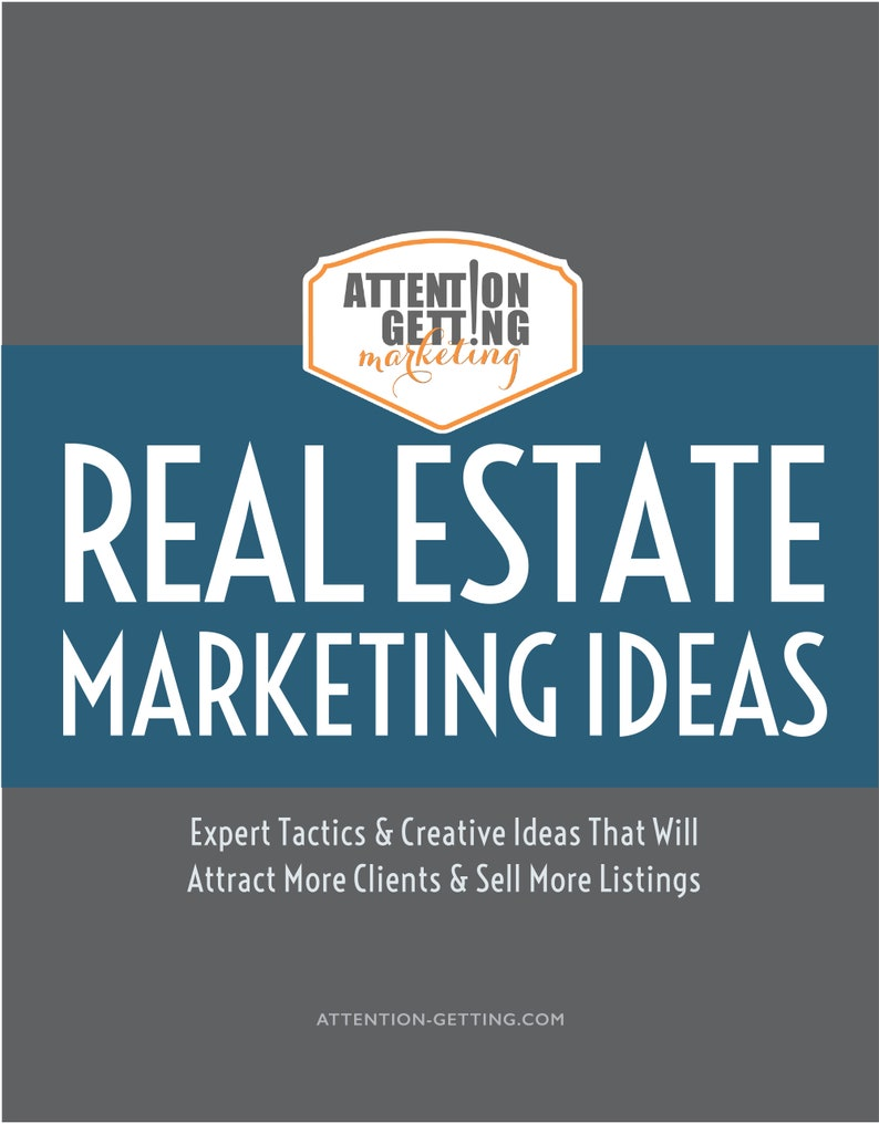 Real Estate Marketing Ideas for Real Estate Agents Real image 0
