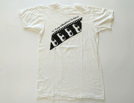 70s Chicago International Film Festival Shirt, sis
