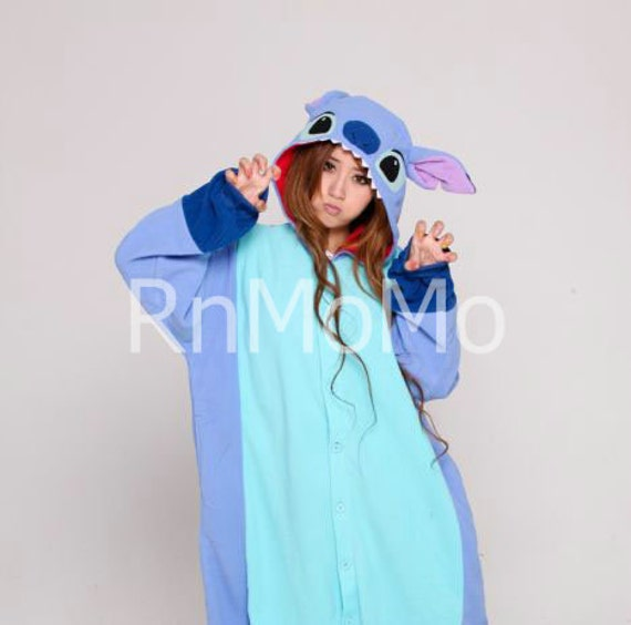 KIGURUMI Cosplay Romper Charactor animal Hooded PJS Pajamas  d0f4d38bd861