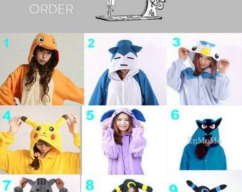 Custom Personalized KIGURUMI Cosplay Romper animal Hooded halloween Costume halloween