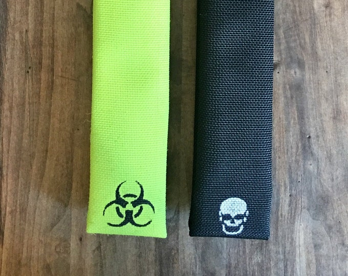 Sale Priced Fire Hose Paddles - Green Paddle Only