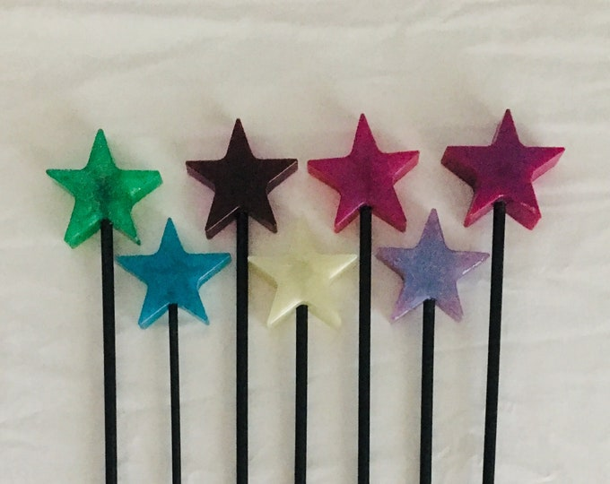 Wicked Wands - Stars