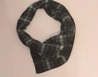 Plaid Blanket Scarf/Plaid  Blanket Scarf/Winter Scarf, Oversized Scarf, Plaid Tartan Scarf, chunky scarf, wrap, shawl