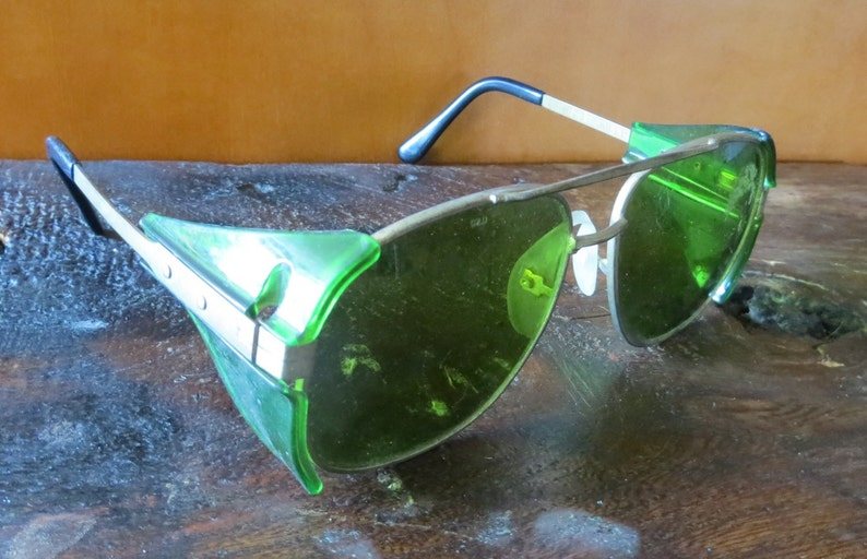 Cool As Funk Aviator Style Safety Goggles Etsy
