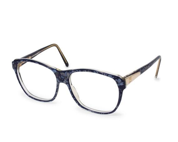Paco Rabanne Paris Vintage 1980s Cat Eye Eyeglasse
