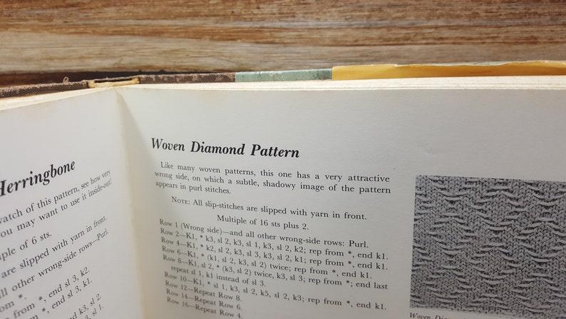 A Treasury of Knitting Patterns 1968. Barbara G. Walker | Etsy