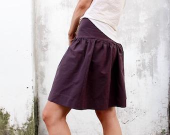 Basics. Drop Skirt PDF Instant Download womens
