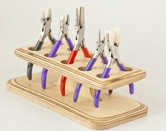 Desk Organizer Office organizer assistant creator best gift daddy day woodwork wooden organizer tool storage organizer tool holder plier
