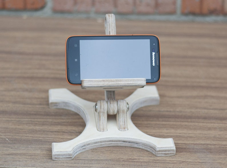 Beau Wooden Stand Kitchen Tablet Stand Phone Stand Gift IPad Stand | Etsy