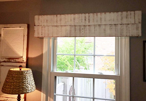 Wood Cornices Custom Window Treatment Joanna Gaines