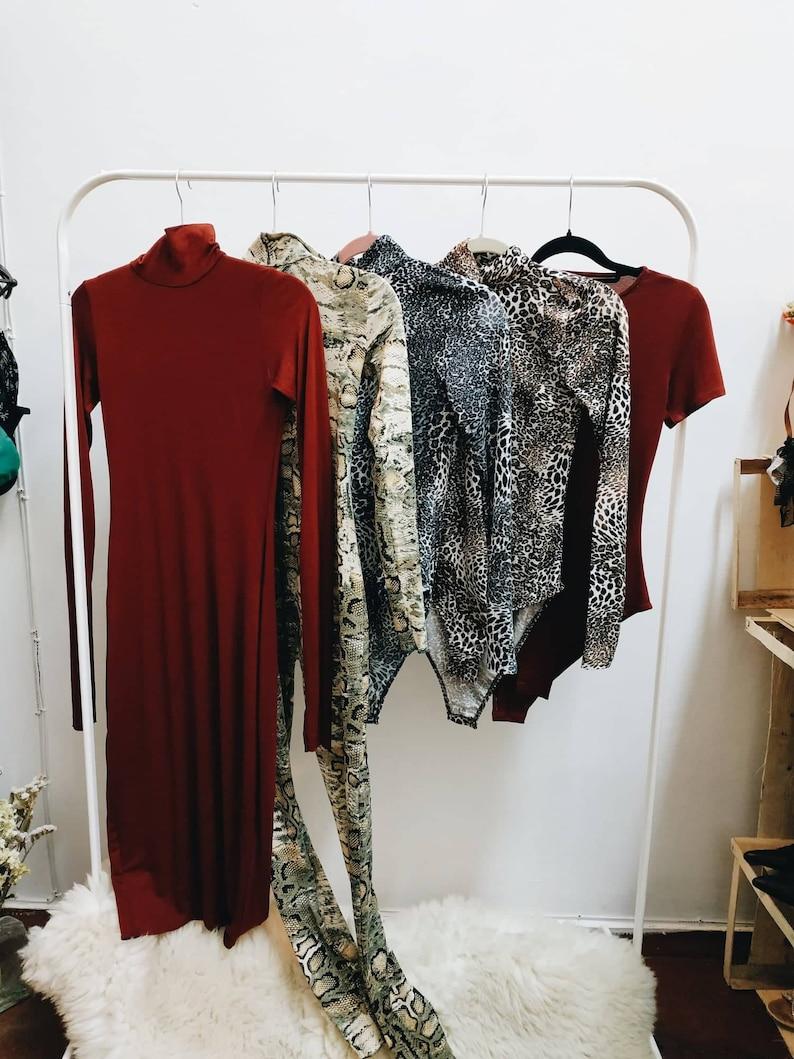 LEOPARD GRAY BODYSUIT  Catsuit  leopard catsuit  plus size bodysuit  plus size clothing