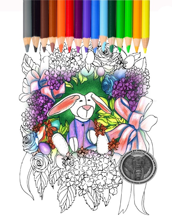 83 Best Easter Coloring Pages | Free Printable PDFs to Download | 738x570