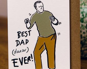 Best Dad Dancer Ever!