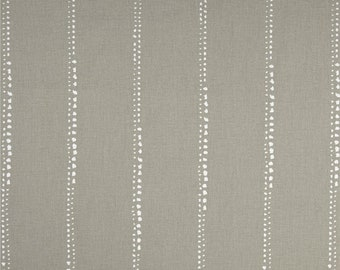 """Premier Prints Fabric by the Yard- Carlo Cove- Medium Weight Greige Home Decor Fabric- 54"""" Wide"""