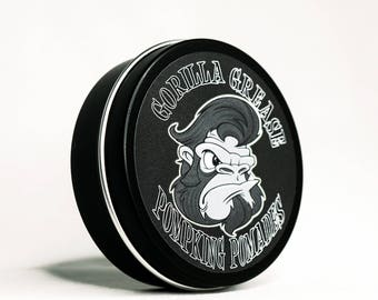Pomade, Hair Pomade, Gorilla Grease by Pompking Pomades, Super Heavy hold, Australian Bamboo Grass and Eucalyptus