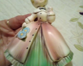 1963 Inarco 1963 E-1032. Blonde figurine.  Cleveland Ohio.