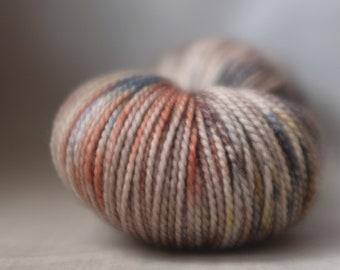 NIGHTMAN'S HIGHWAY, 4 available, Dogman, batch 190720, ~100g, 100% superwash merino yarn, ~325m/100g, hand-dyed, heavy fingering