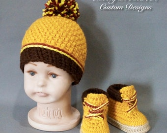Scally aka Donegal Cap Crochet Pattern  b3cfb43e2d83