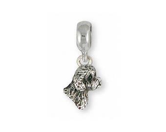 ea4557c68 Labradoodle Jewelry Labradoodle Charm Slide Jewelry Sterling Silver  Handmade Dog Charm Slide LDD10-PNS Fits Pandora® Bracelet