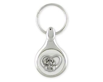Shih Tzu Key Ring Jewelry SZ23-K